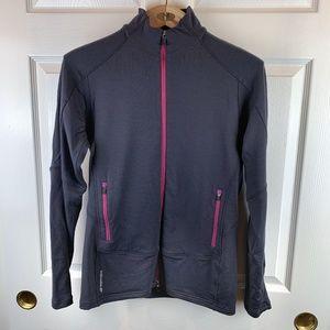 Icebreaker GT 280 jacket, gray, sz XL